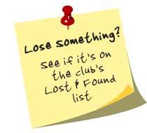 Lost & Found List